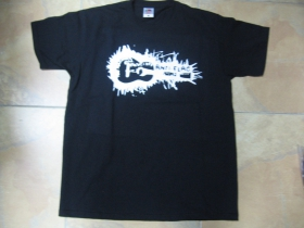 Anti Flag čierne pánske tričko 100%bavlna