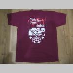 Simply Believe pánske tričko s obojstrennou potlačou materiál 100%bavlna značka Fruit of The Loom