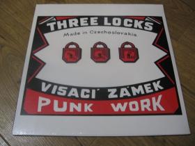 Visací Zámek – Three Locks  LP platňa