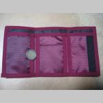 West Ham United  textilná peňaženka so zapínaním na suchý zips