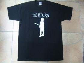 The Cure čierne pánske tričko 100%bavlna