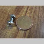 Tunel do ucha z leštenej chirurgickej ocele priemer 3mm
