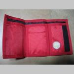 FC Liverpool textilná peňaženka so zapínaním na suchý zips