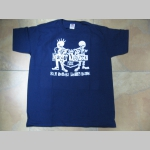 Načo Názov Old School Punkrock  pánske tričko 100%bavlna značka Fruit of The Loom