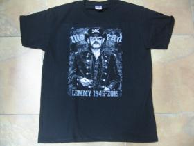 Motorhead Lemmy čierne pánske tričko 100%bavlna