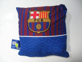 FC Barcelona vankúš rozmery cca. 40x40cm materiál povrch 100%bavlna, materiál vnútro 100%polyester