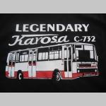 Legendary KAROSA C-732 pánske tričko materiál 100%bavlna značka Fruit of The Loom