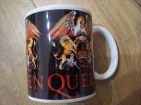 Queen porcelánový pohár - šálka s uškom, objemom cca. 0,33L