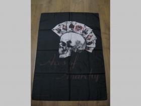 Aces of Anarchy vlajka cca. 110x75cm 100%polyester