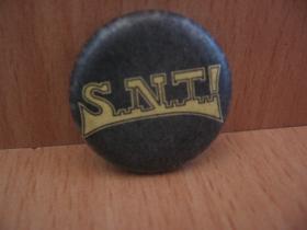 S.N.T.!  odznak priemer 25mm