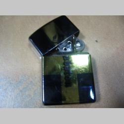 Sabaton doplňovací benzínový zapalovač s vypalovaným obrázkom (balené v darčekovej krabičke)