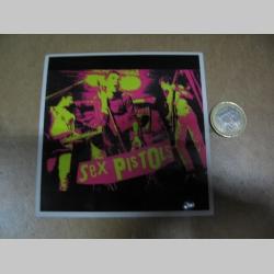 Sex Pistols pogumovaná nálepka