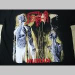 Death čierne pánske tričko 100%bavlna