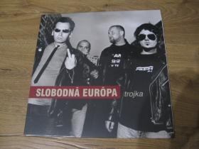 Slobodná Európa – Trojka    vinyl - LP platňa