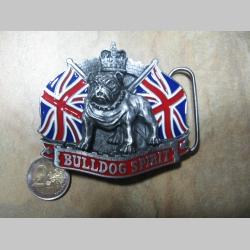 Bulldog Spirit,  pracka na opasok kovová
