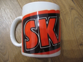SKA-P porcelánový pohár - šálka s uškom, objemom cca. 0,33L