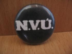 N.V.Ú.  odznak priemer 25mm