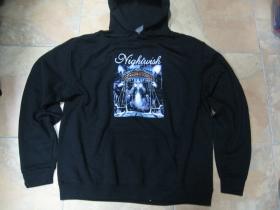 Nightwish Imaginaerum čierna mikina s kapucou stiahnutelnou šnúrkami a klokankovým vreckom vpredu