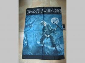 Iron Maiden vlajka cca. 110x75cm 100%polyester