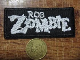 Rob Zombie vyšívaná nášivka - posledný kus!!!