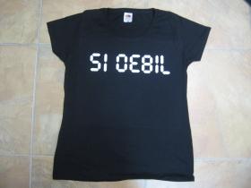 Si debil  dámske tričko 100%bavlna značka Fruit of The Loom