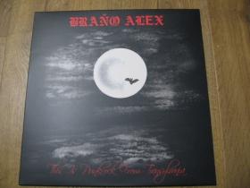 Braňo Alex - This Is Punkrock From Transylvania   vinyl - LP platňa