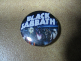 Black Sabbath, odznak priemer 25mm