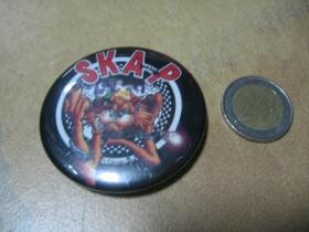 SKA-P odznak veľký, priemer 55mm