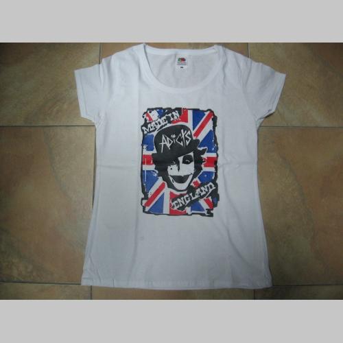Adicts Made in England dámske tričko fruit of The Loom 100%bavlna ... 6c12a56f496