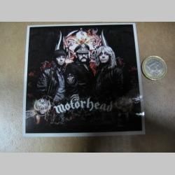 Motorhead pogumovaná nálepka