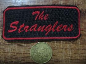 The Stranglers vyšívaná nášivka - posledný kus!!!