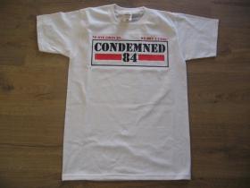 Condemned 84  pánske tričko 100 %bavlna