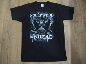Hollywood Undead čierne pánske tričko 100%bavlna