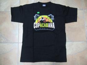 CopACABana  pánske tričko 100%bavlna Fruit of The Loom