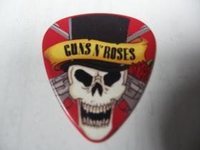 Guns n Roses  plastové brnkátko na gitaru hrúbka 0,77mm