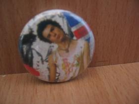 Sex Pistols - Sid Vicious  odznak priemer 25mm