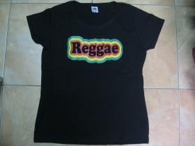 Reggae dámske tričko Fruit of The Loom 100%bavlna