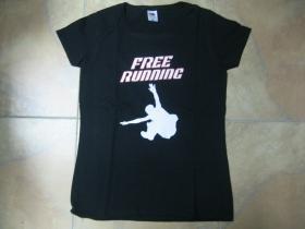 Free Running dámske tričko 100%bavlna značka Fruit of The Loom