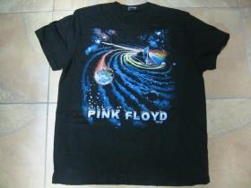Pink Floyd  čierne pánske tričko 100%bavlna