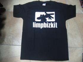 Limp Bizkit čierne pánske tričko 100% bavlna