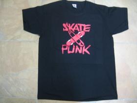 Skate Punk pánske tričko 100 %bavlna Fruit of The Loom