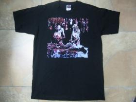Cannibal Corpse čierne pánske tričko 100%bavlna