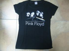 Pink Floyd  čierne dámske tričko 100%bavlna