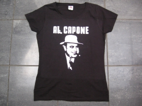 Al Capone dámske tričko Fruit of The Loom 100%bavlna