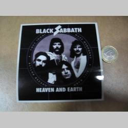 Black Sabath  pogumovaná nálepka