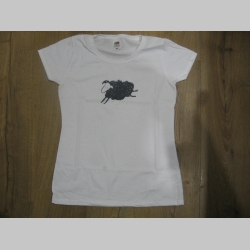 Minor Threat biele dámske tričko materiál 100%bavlna