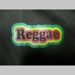 Rasta Reggae Peace hnedá mikina, jemne do olivova s kapucou na zips 80%bavlna 20%polyester posledné kusy veľkosť S