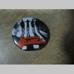 Clockwork orange odznak priemer 25mm