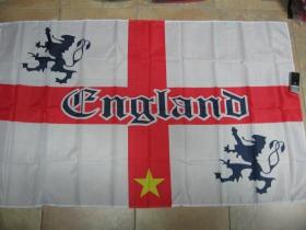 Vlajka Old England rozmery cca. 150x90cm  materiál 100%polyester
