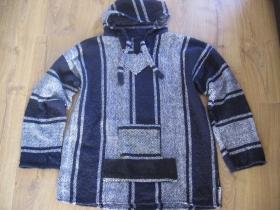 """hrubá bundomikina """"Klokanka"""" 100%polyester farba: tmavomodrošedá"""